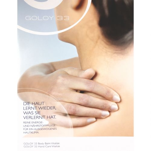 GOLOY 33 - Doppel-Sachet: Body Balm | Hand Care