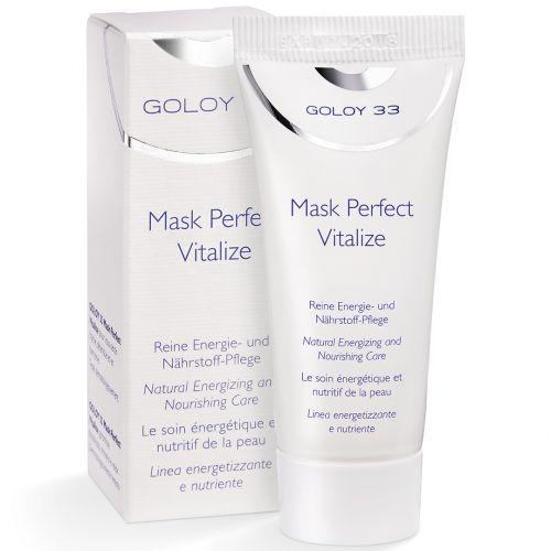GOLOY 33 - Mask Perfect Vitalize - Pflegemaske, 20ml