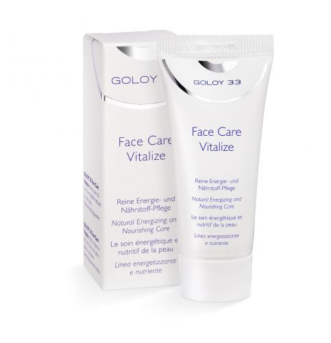 GOLOY 33 - Face Care Vitalize - Gesichtscreme, 20ml