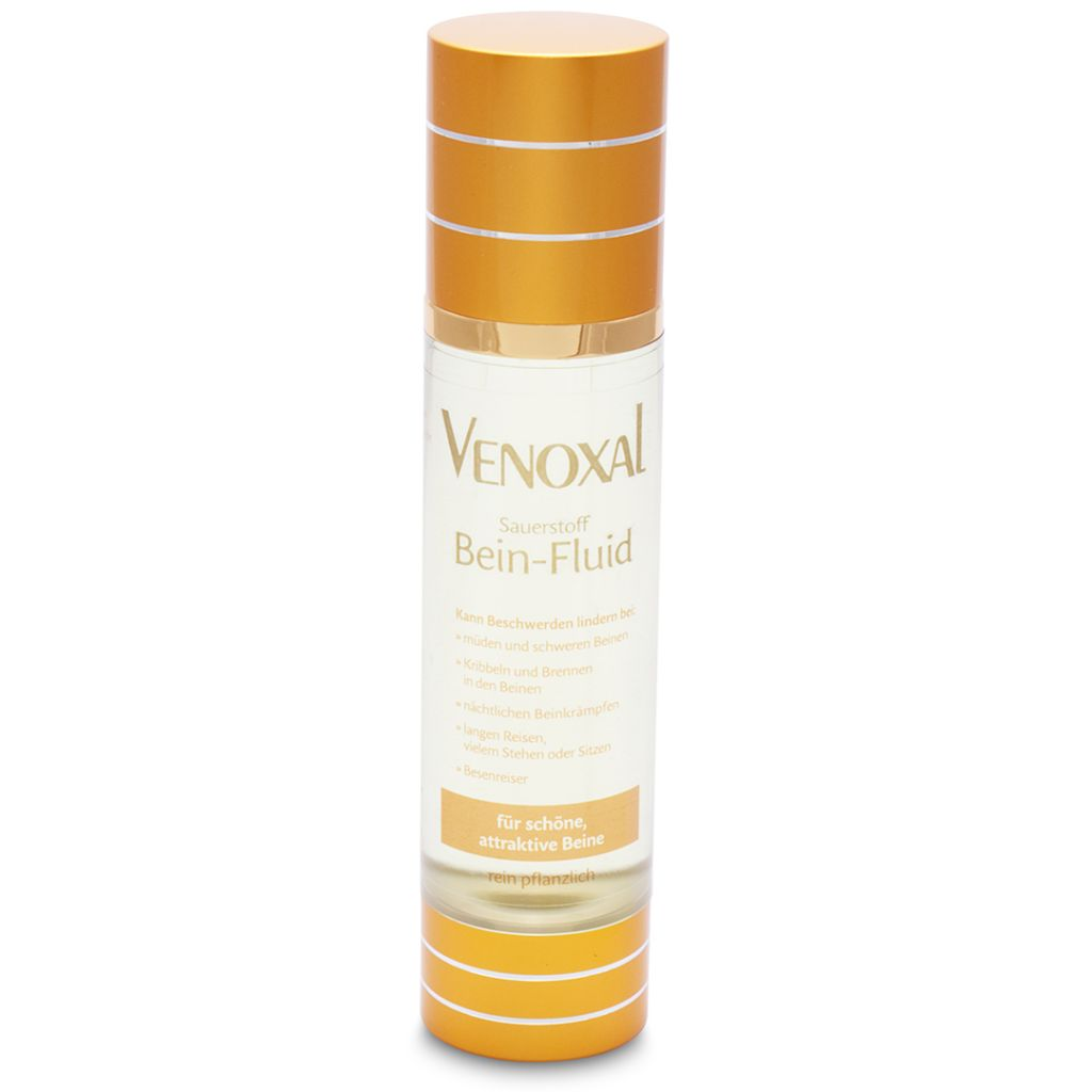 Venoxal® Sauerstoff Bein-Fluid, 100ml
