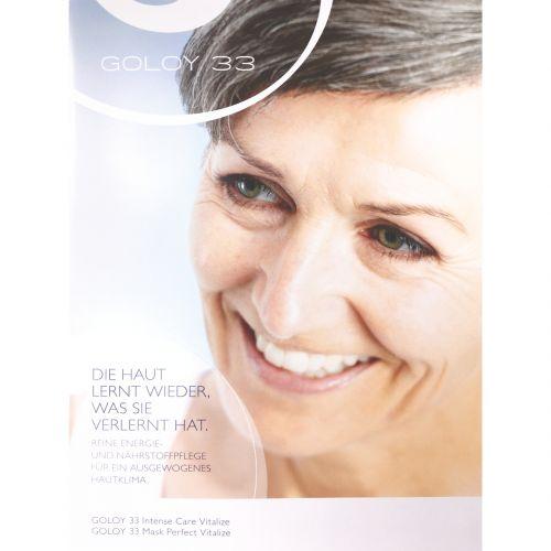 GOLOY 33 - Doppel-Sachet: Intense Care   Mask Perfect