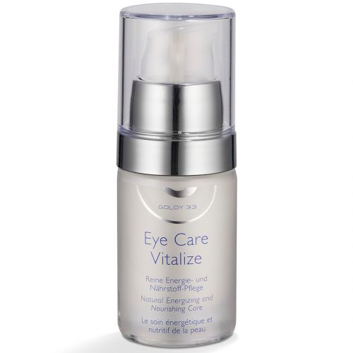 GOLOY 33 - Eye Care Vitalize Augencreme, 15ml