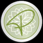 """Sie sehen """"P"""" Lilien Sonnen Kraft Logo des Online Shops. COPYRIGHT © 2020 Plewnia Naturprodukte."""