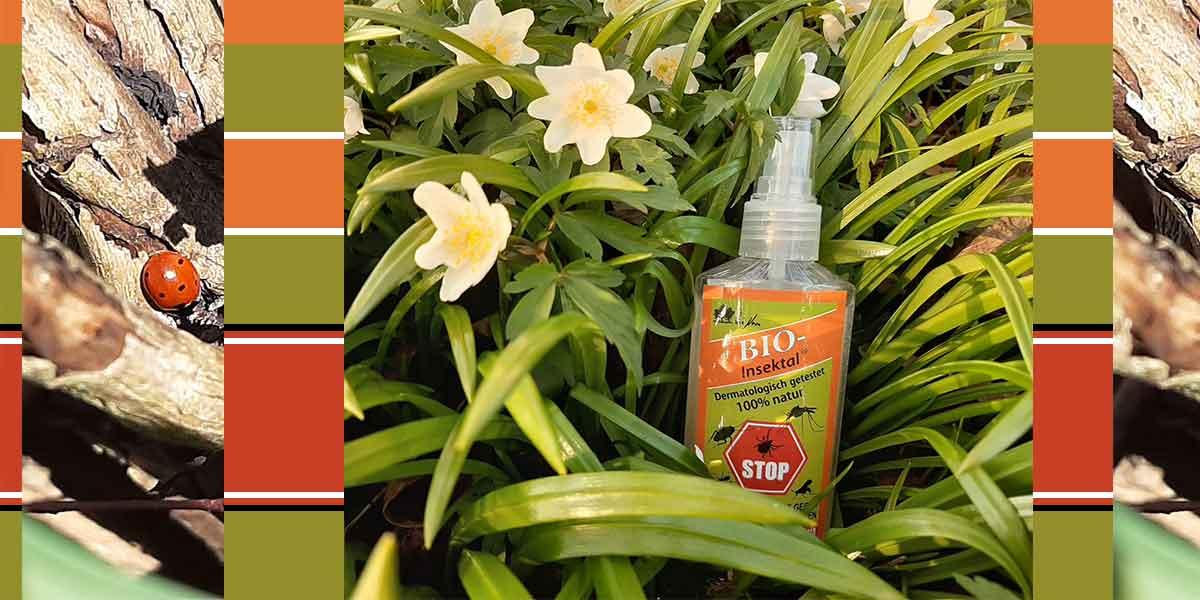 Anti-Insektenschutzmittel - Via Nova - Bio-Insektal - Copyright © 2020 Plewnia Naturprodukte