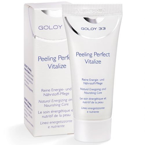 GOLOY 33 - Peeling Perfect Vitalize - Gesichtspeeling, 20ml